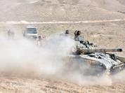 Sư đoàn tăng 11 quân đội Syria phản kích trên chiến trường Palmyra