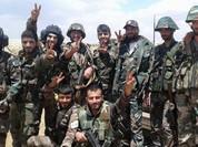 Lực lượng Vệ binh Cộng hòa tiến công trong thị trấn Darayya (video)