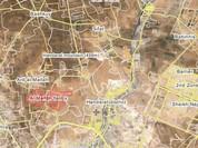 Video: Nhóm chiến binh cực đoan rơi vào bẫy hỏa lực của quân đội Syria