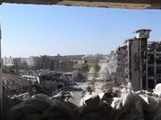 Quân đội Syria tiếp tục tấn công ở thành phố Aleppo