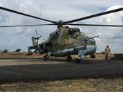 Chiến binh IS bắn rơi máy bay Mi-25, hai phi công Nga hy sinh