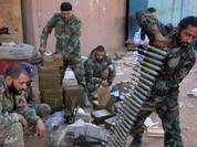 Sư đoàn cơ giới số 4 quân đội Syria tấn công quận Bani Zaid, thành phố Aleppo