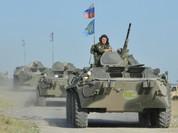 Video: Quân đội Nga triển khai binh lực đến giáp biên giới Afganistan