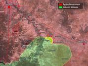 Lực lượng Hồi giáo cực đoan Al-Nusra tấn công trên tỉnh Hama