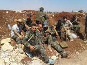 Video: Các binh sĩ Syria  tiêu diệt 75 chiến binh Hồi giáo cực đoan ở Aleppo