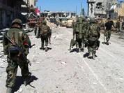 Video: Quân đội Syria giao chiến ác liệt ở khu Aleppo Cổ với phiến quân nổi dậy