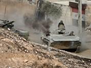 Quân đội Syria tiến hành cuộc phản công quy mô lớn ở Deir Ezzor