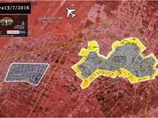 Quân đội Syria giải phóng đến 65% diện tích thành phố Darayya