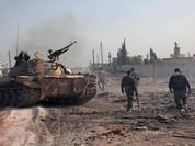 Video: Quân đội Syria diệt nhiều tay súng khủng bố ở thành phố Aleppo