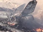 IS lại bắn rơi một máy bay MiG-23 quân đội Syria (video)