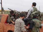 Bộ đội Vệ binh Cộng hòa Syria ở Jobar tấn công tiêu diệt hàng chục tay súng thánh chiến