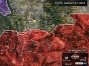 Video: Quân đội Syria giành lại thị trấn chiến lược Kinsaba, Bắc Latakia