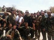 Sư đoàn cơ giới số 14 tiếp tục tấn công trong khu công nghiệp Layramoun