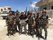 Quân đội Syria lần thứ hai chiếm lại thị trấn Kinsaba ở Latakia