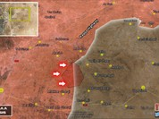 Quân đội Syria tấn công tuyến đường ống dẫn dầu IS tại tỉnh Hama