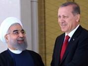 Tổng thống Erdogan muốn giải quyết vấn đề khu vực cùng với Nga và Iran