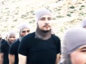 Jabhat Al-Nusra hành quyết 14 binh sĩ Syria (video)