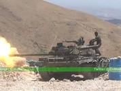 Quân đội Syria, Hezbollah đánh chiếm thị trấn Harira trên biên giới Syria - Lebanon (Video)