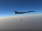 Không quân chiến lược Nga không kích IS lần thứ 2 (video)