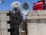 Video: Không quân Syria không kích ác liệt vùng Đông Ghouta