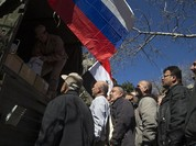 Một binh sĩ Nga hy sinh ở Aleppo khi đang thực hiện nhiệm vụ viện trợ nhân đạo