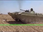 Quân đội Syria tấn công giành lại đường ống dẫn dầu từ IS trên miền đông Hama (video)