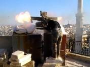 Quân đội Syria tấn công đánh chiếm nhà máy dệt ở khu Aleppo Cổ (Video)