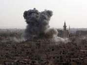 Không quân Syria không kích báo thù cho 8 thường dân bị sát hại ở Đông Ghouta