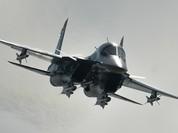 Không quân Nga dồn dập không kích thành phố Aleppo