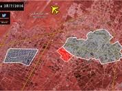 Quân đội Syria siết chặt vòng vây quanh thành phố vệ tinh Darayya