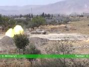 Video: Trận chiến ác liệt của quân đội Syria tại thị trấn Hawsh Al-Fara thuộc Đông Ghouta