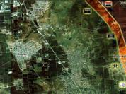 Quân đội Syria tiếp tục hướng mũi tấn công đến ngoại ô thành phố