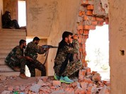 Lực lượng SDF chiếm khu phố al-Kajli, thành phố Manbij, giải cứu 1500 dân thường