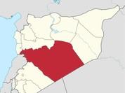 Giao chiến tiếp tục diễn ra ác liệt trên địa bàn tỉnh Homs