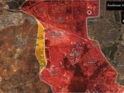 Quân đội Syria bắt đầu tổ chức phản kích hướng tây nam Aleppo