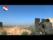 Quân đội Syria mở cuộc tấn công mới vào Trại tị nạn Handarat