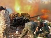 Giao chiến ác liệt ở Aleppo, Hồi giáo cực đoan mất 800 tay súng