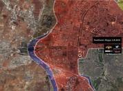 Giao chiến ác liệt trong khu vực miền Nam Aleppo (video)