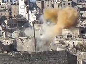 Lực lượng Hồi giáo cực đoan tấn công vũ khí hóa học ở Aleppo
