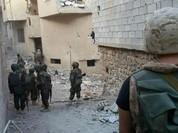 Chùm video: Lực lượng Hồi giáo cực đoan tan xác trong máy xay Tây Nam Aleppo