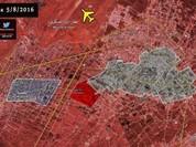 Lực lượng Vệ binh Cộng hòa giành thêm diện tích ở Darayya, Tây Ghouta
