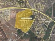 Chiến binh Hồi giáo cực đoan xâm nhập vào căn cứ pháo binh Aleppo