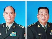 Thêm hai tướng hàng đầu Trung Quốc bị điều tra vì nghi ngờ tham nhũng