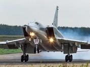 Không quân Nga không kích IS bằng Tu – 22M3 ở Palmyra