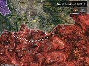 Quân đội Syria đánh chiếm nhiều thị trấn ở Latakia - VIDEO