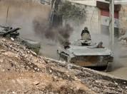 Chiến trường Aleppo, quân đội Syria chỉ có thể dựa vào chính mình