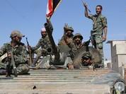 Quân đội Syria diệt 40 tay súng Hồi giáo cực đoan ở Đông Ghouta, Damascus