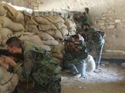 Quân đội Syria đột kích vào quận Al-Jabiliyah thành phố Deir Ezzor