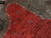 Lực lượng Hồi giáo cực đoan triển khai tấn công quân Syria ở Tây Aleppo