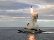 Iraq, Iran cho phép Nga phóng tên lửa Kalibr bay qua không phận